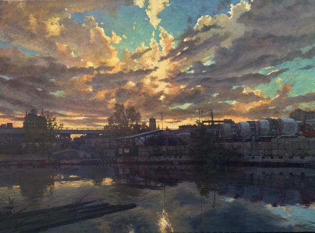 Buckner Gowanus Canal