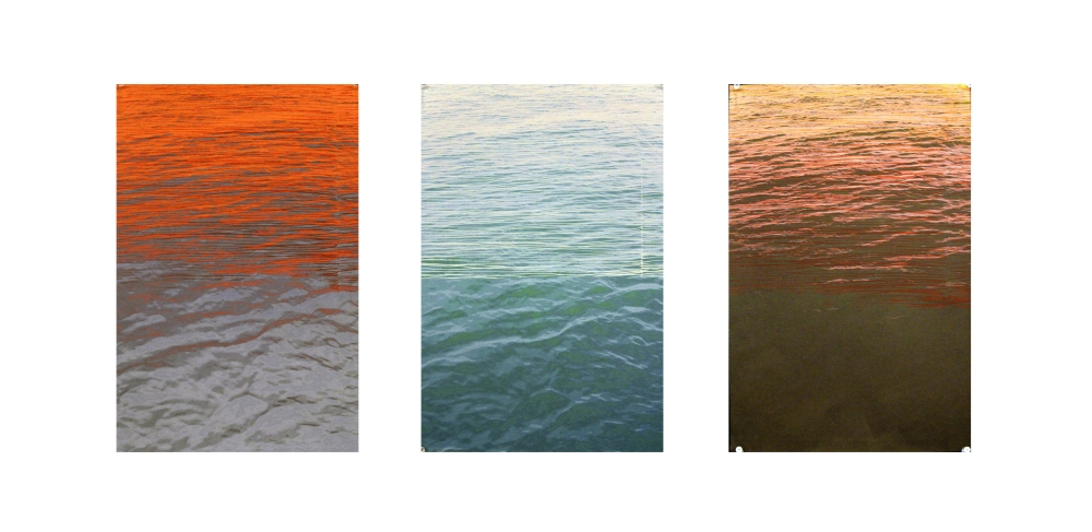 Stefanie Wolfson - Triptych (Dawn Day Dusk)